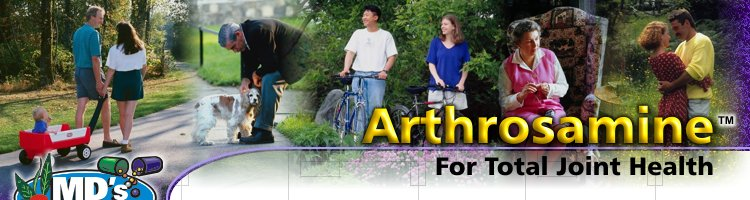 Arthrosamine: For Total Joint Health